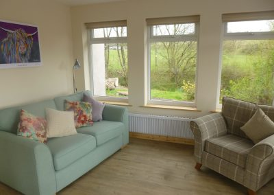Riverside Holiday Cottage accommodation Dumfries and Galloway