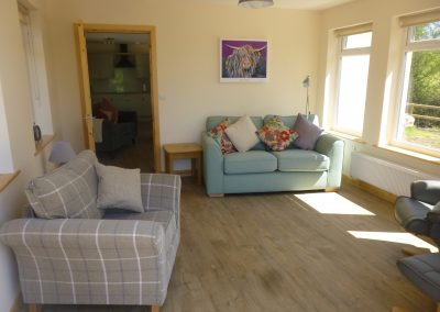 The Sunroom at Riverside Holiday for Dumfries and Galloway self catering