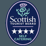 Scottish Tourist Board 4 Star Self Catering property
